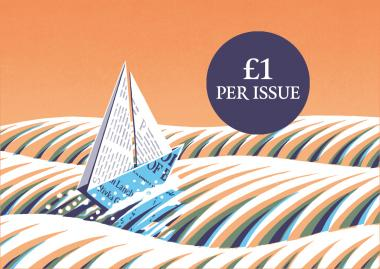 £12 for 12 issues